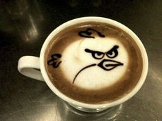Creative-Latte-Art-Designs-47---Angry-Birds