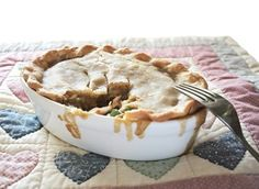 Pheasant pot pie, a recipe from Pheasants Forever