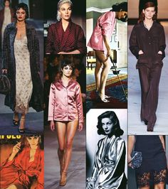 Fall / winter 2014 fashion trends Pajama Dressing