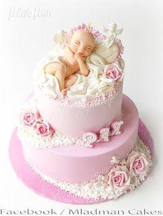 Dormir la niña Cake