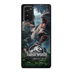 JURASSIC WORLD Samsung Galaxy Note 20 Case Cover – Casesummer Samsung Galaxy Note 8, Galaxy Note 10, Jurassic World T Rex, Iphone 11, Apple Iphone, Art Reference Poses, Phone Cover, Notes, Silicone Rubber