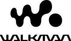 Sony Walkman logo.   Designed by Hiroshige Fukuhara, a Japanese graphics designer, who also designed the Sony Bravia and the Sony Ericsson (with Takuya Kawagoi) logos. The Walkman design received the Red Dot Design Award.