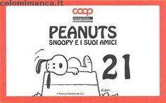 Peanuts Snoopy e i suoi amici: Retro Figurina n. 21 -