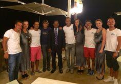 Il Team del Lido San Lorenzo Plus www.lidosanlorenzoplus.it