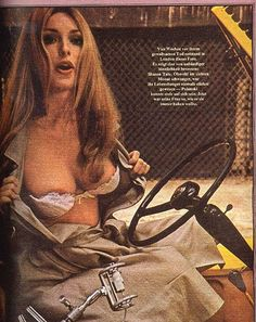 Sharon Tate for 12+1, 1969
