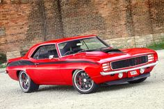 69 Chevy Camaro....WOW!!