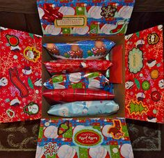 Christmas care package, military care package | DIY projects ...