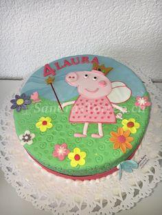 Peppa Pic isch bir Laura gsi. Happy Birthday