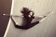 Warm-up before the Rhythmic Gymnastics Training. Read more Gymnastics training tips on Gymnastics Fantastic. Rhythmic Gymnastics Training, Gymnastics Flexibility, Olympic Gymnastics, Contortionist, Stunts, Sport, Club, Handstands, Daily Workouts