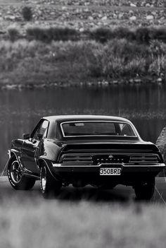 pontica firebird muscle car