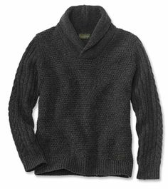Just found this Barbour Shawl Collar Sweater - Barbour%26%23174%3b Grain Shawl Collar Sweater -- Orvis on Orvis.com!