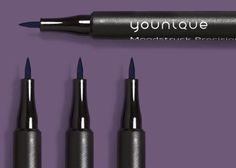 Moonstruck Precision Liquid Eyeliner   These liners are sweat-proof, smudge-proof, and water-resistant, and won't feather, skip, or run—no matter how hard you work it.  https://www.youniqueproducts.com/Tysheka/party/3528418/view