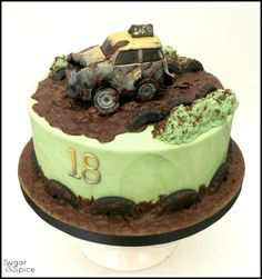 Pin by Karen Pangbourne on Karens Cakes Pinterest Car cakes