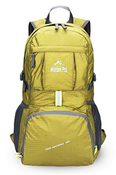 Venture Pal Lightweight Packable Durable Travel Hiking Backpack Daypack   Backpacking