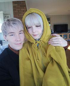 Thomas and Hanna >*< with bae♡