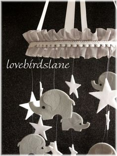 Hey, I found this really awesome Etsy listing at https://www.etsy.com/listing/209174522/jeweled-elephant-mobile-star-mobile