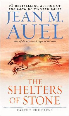 """Jean Auel is at her very best in this superbly textured creation of a prehistoric society. The Shelters of Stone is a sweeping story of love and danger, with all the wonderful detail—based on meticulous research— that makes her novels unique."""