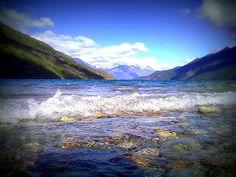 Lago Puelo , Chubut .