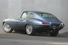 Jaguar E-Type S1 3,8l Coupé                                                                                                                                                                                 Mehr