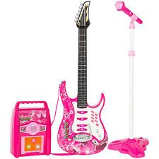 [$33.94 save 48%] Best Choice Products Kids Electric Guitar Set MP3 Player Microphone Amp - Pink #LavaHot https://www.lavahotdeals.com/us/cheap/choice-products-kids-electric-guitar-set-mp3-player/246653?utm_source=pinterest&utm_medium=rss&utm_campaign=at_lavahotdealsus&utm_term=hottest_12