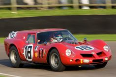 Ferrari 250 GT SWB 'Breadvan' (Chassis 2819GT - 2008 Goodwood Revival) High Resolution Image