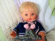 Crochet Necklace, Nostalgia, Italy, How To Make, Vintage, Baby Dolls, Beautiful Dolls, Cute Dolls, Smile