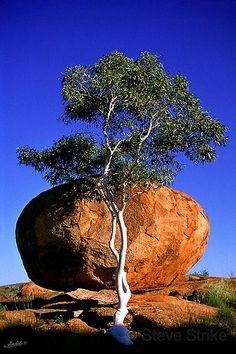 Devils Marbles - Australian Outback