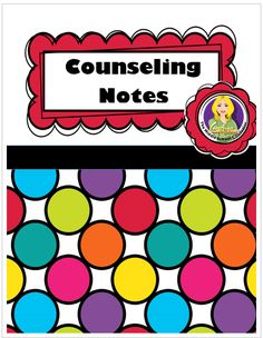 This year I have several students that I need to see for counseling that is on their IEP of 504 plan. Because these students have goals, ...
