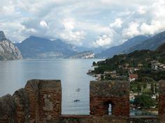 Malcesine - Discover romantic getaways, alternative honeymoon ideas and the best honeymoon destinations on Mrs. Purple Rose's blog. Explore here www.mrspurplerose.com