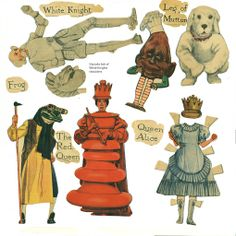 Alice in wonderland 1933 - Bobe Green - Picasa Web Albums