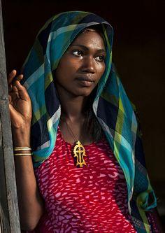 The devil in Madonna - Omo Ethiopia