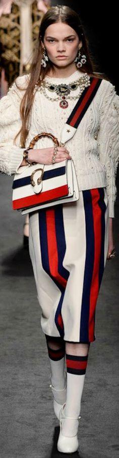 Gucci Fall-Winter 2016 Fashion Show in Milan