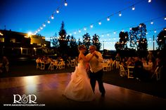 Father Daughter Dance | Wedding Photography | Valencia Country Club | Wedding Moments | Nighttime Wedding |