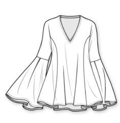 Dress Design Drawing, Dress Drawing, Drawing Clothes, Fashion Design Sketchbook, Fashion Design Drawings, Fashion Sketches, Fashion Drawing Dresses, Fashion Illustration Dresses, Croquis Fashion