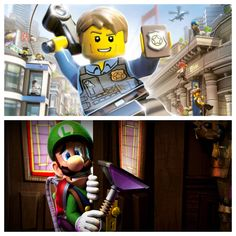 Episode #376 – Lego City Undercover & Luigi's Mansion: Dark Moon Reviews