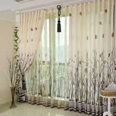 Curtain designs with you in these photos.