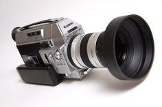 Canon 814 Super 8mm Vintage Video Camera, 8mm Camera, Movie Camera, Binoculars, Usb Flash Drive, Digital, Cameras, Canon, Accessories