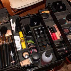 Sephora makeup trunk love it