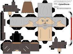 Cubee - Count Dooku by CyberDrone.deviantart.com on @deviantART