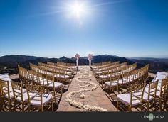 Malibu Rocky Oaks Estate Vineyards Wedding | Lorenz and Marisa