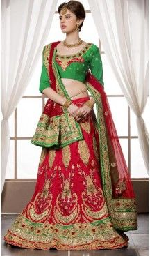 Stunning Bridal Wedding Designer Lehenga in Silk Febric and Red Color #heenastyle, #designer, #lehengas, #choli, #collection, #women, #online, #wedding , #Bollywood, #stylish, #indian, #party, #ghagra, #casual, #sangeet, #mehendi, #navratri, #fashion, #boutique, #mode, #henna, #wedding, #fashion-week, #ceremony, #receptions, #ring , #dupatta , #chunni , @heenastyle , #Circular , #engagement