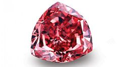 The largest red diamond in the world is the $20 million Moussaieff Red Diamond which is a 5.11 carat, triangular brilliant cut, fancy red diamond. The rarest and most valuable diamonds in the world are fancy red diamonds.