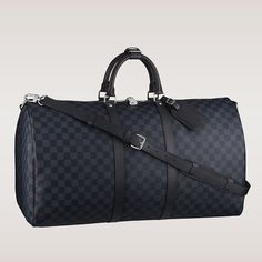 The Keepall Bandoulière 55 ($1,660) will make your last-minute weekend trips more stylish than ever.