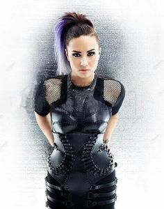 Demi Lovato, FAULT MAGAZINE 2013-2014.