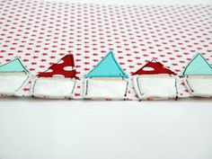 Sew a magical gnomes placemat!