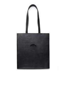 Slava Varsovia / Bag.no 38 / www.slavavarsovia.com #minimalism #black #bags #minimal #design