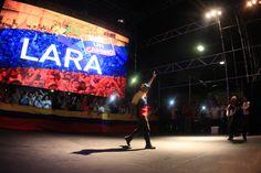 Cierre en Lara  Cierre de la campaña  :')