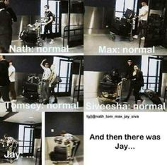 And then there was Jay.lol. Gotta love him:)