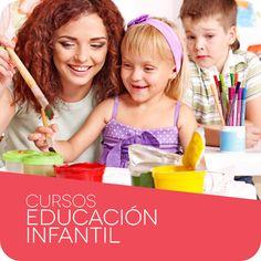 Cursos de Educación Infantil en Essat Valencia. Escuela Superior de Auxiliares y Técnicos. www.essatformacion.com