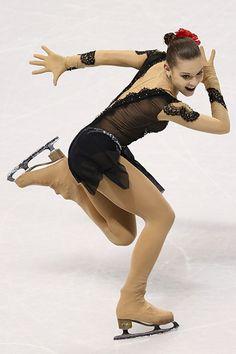 Adelina Sotnikova - Gold medal 2014 winter olympics 2014.